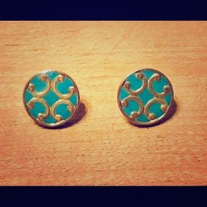 The Royal Standard - Turquoise Earrings!!